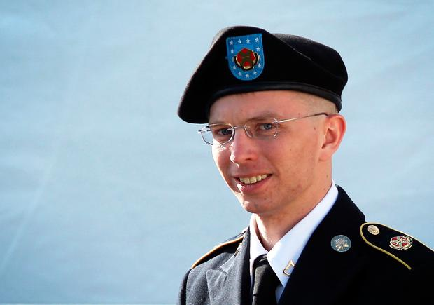 President Obama commuted the sentence of Chelsea manning (Photo by Alex Wong/Getty Images)