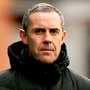 Hurting: David Weir admits he is still feeling Hampden woe