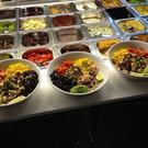 The Freshii counter