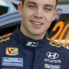 Hayden Paddon: first stage crash brought rally to a stop