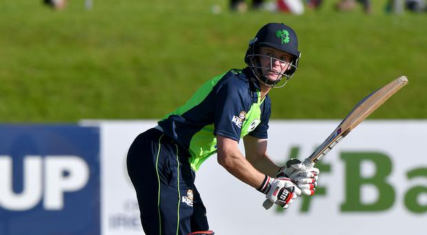 Decisions: William Porterfield and the selection committee had to wait to find out Ireland's foes