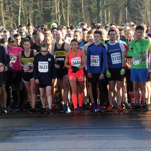 Mandatory Credit - Picture by Freddie Parkinson/Press Eye © Saturday 21st January 2017 Belfast Telegraph Run Forest Run Gosford Forest