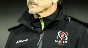 Ulster Director of Rugby Les Kiss