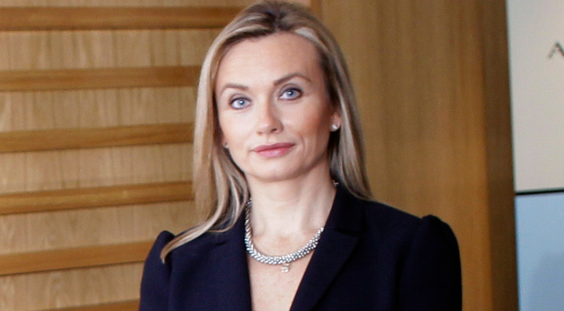 Lynsey Mallon says she loves the buzz of reaching deals in corporate law
