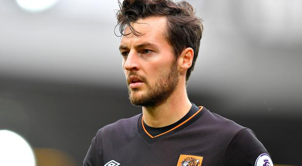 Hospitalised: Ryan Mason