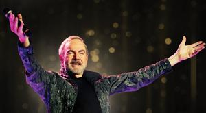 Neil Diamond is coming back to Belfast