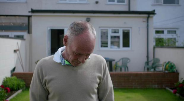 Peter McEvoy who lived next door to a cult in London