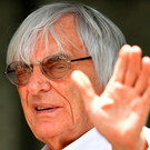 Bernie Ecclestone, who has been ousted as Formula One chief