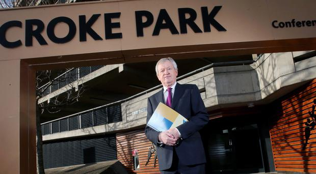 Reform clash: Pairac Duffy reveals his proposal at Croke Park