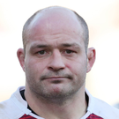 Testing times: Ulster's Rory Best shows his dejection after the European exit