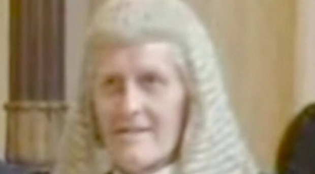 Sir Patrick Cochlin, who will chair the public inquiry