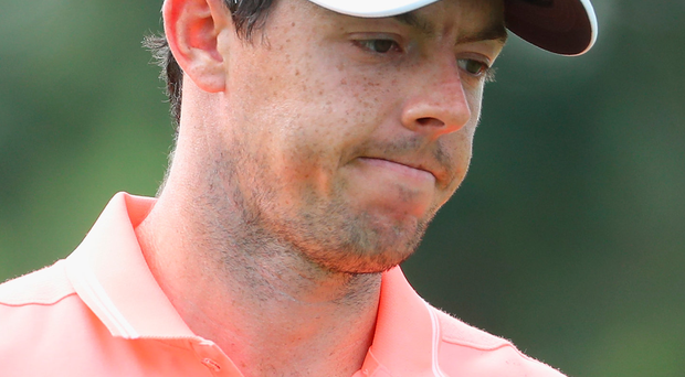 Masters target: Rory McIlroy