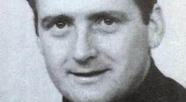 Henry Thornton who was shot after the van he was driving passed Springfield Road police station in west Belfast in 1971. Pic Pacemaker