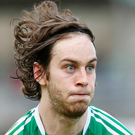 On the mend: Fermanagh full back Tiarnan Daly