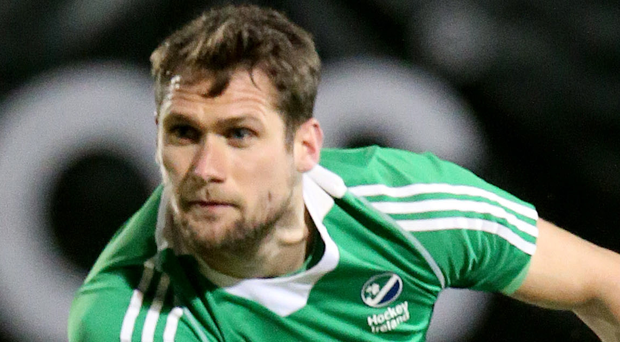 Paul Gleghorne is one of 11 Ulstermen in the Ireland squad in Spain