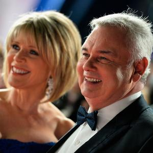 Ruth Langsford Stuns At The National Television Awards As Husband Eamonn Is Forced To Stay Behind At Home