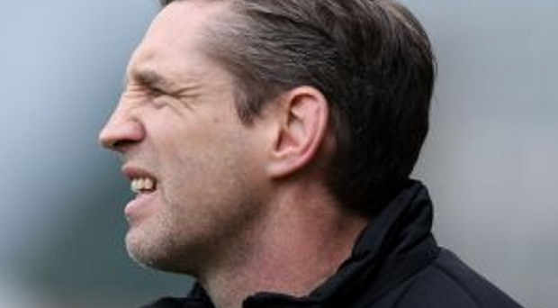 Warning: Kieran McGeeney says it will be difficult to change schedule