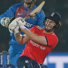 England's captain Eoin Morgan praised England's control in Kanpur
