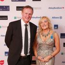 Michael O'Neill and Adrienne O'Sullivan