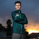 Steep learning curve: Matthew Teggart moved to France straight after school to step up his cycling education and is now preparing for his first race with An Post-ChainReaction in Marseille