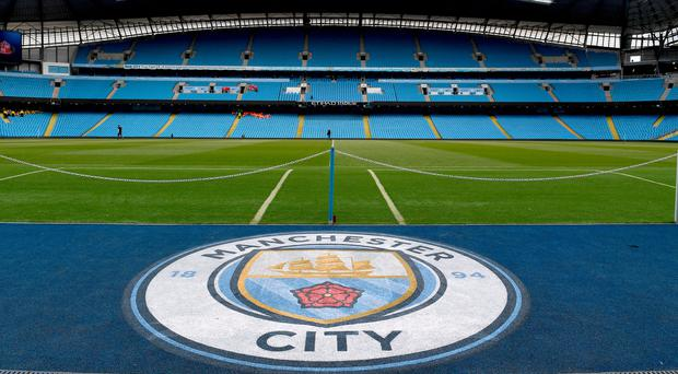 Treble blow: Manchester City allegedly violated the FA's anti-doping rules three times in 12 months, triggering a charge