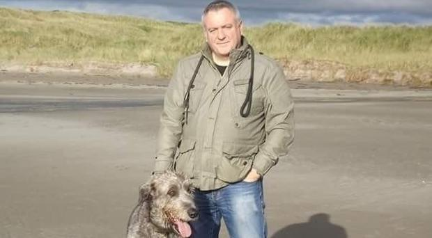 Timothy Woods (52) died following the single vehicle crash which took place on the Castleblayney Road near Keady, Co Armagh at 3.30pm on Saturday.