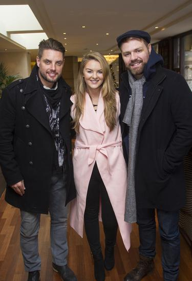 Brian McFadden and Keith Duffy bring Boyzlife show back to