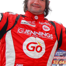 Raring to go: Garry Jennings is aiming to start with a victory