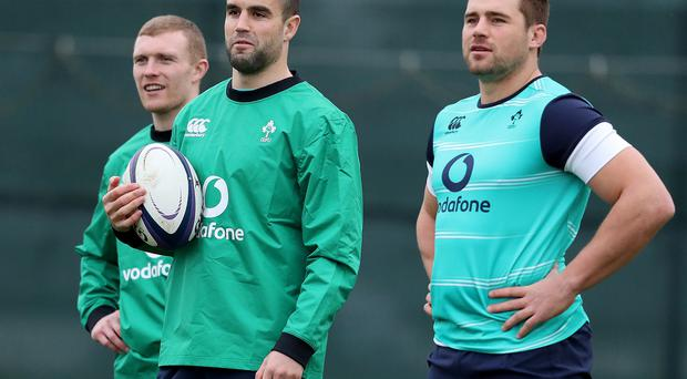 Outspoken: Ireland's Munster ace Conor Murray accused Scotland's Glasgow contingent of putting him at risk of injur
