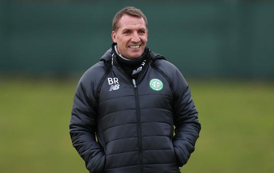 Threat: Brendan Rodgers feels Aberdeen are a quality side