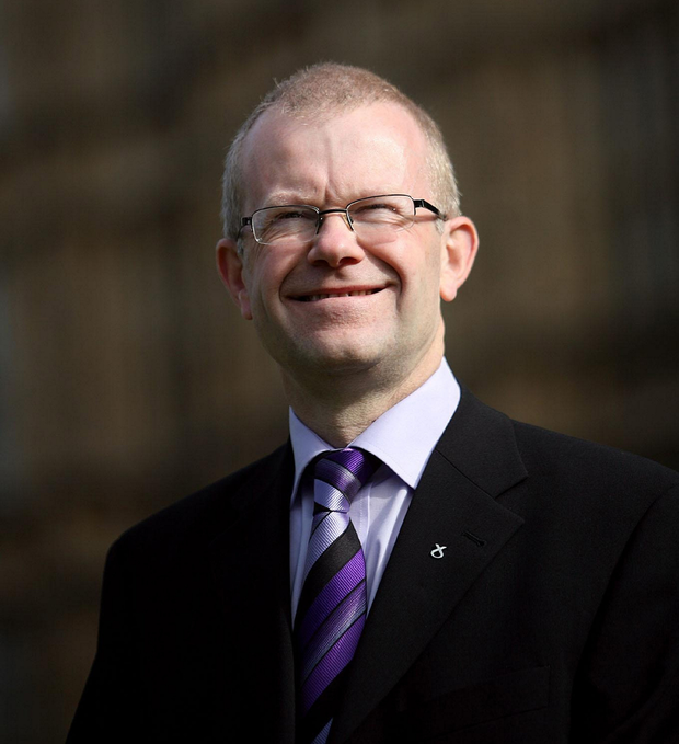 Scottish National Party MSP John Mason