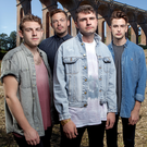 Solid showing: rockers Lower Than Atlantis are back with their fifth album