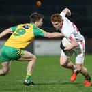 Prime goal: Tyrone's Peter Harte has his sights fixed on major silverware