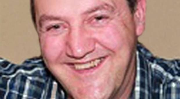 Paul Mills, who was killed it a car crash involving former PSNI officer Eilish McSherry