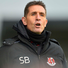 Crusaders manager Stephen Baxter: