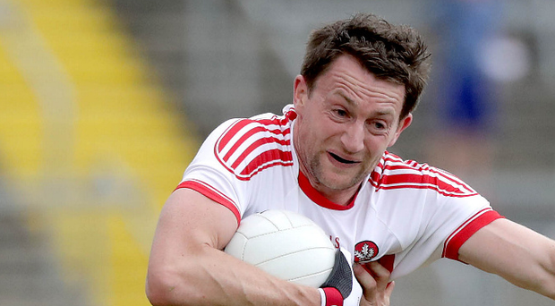 Final act: James Kielt struck late for Derry
