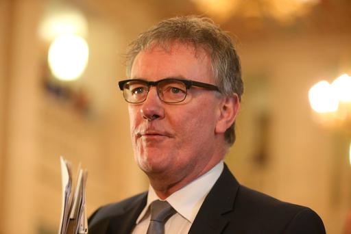 Opportunity : Mike Nesbitt. Photo: Niall Carson/PA Wire