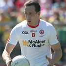 Work to do: Colm Cavanagh is keen for Tyrone to raise bar