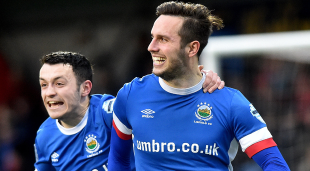 Focus: Andy Waterworth wants Linfield to enjoy the decider