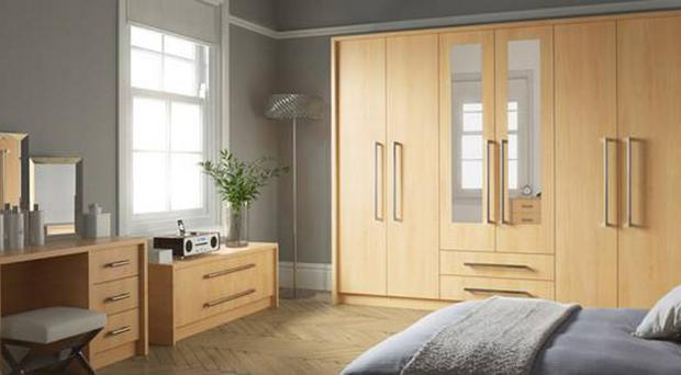 Starplan manufactures bedroom and kitchen furniture