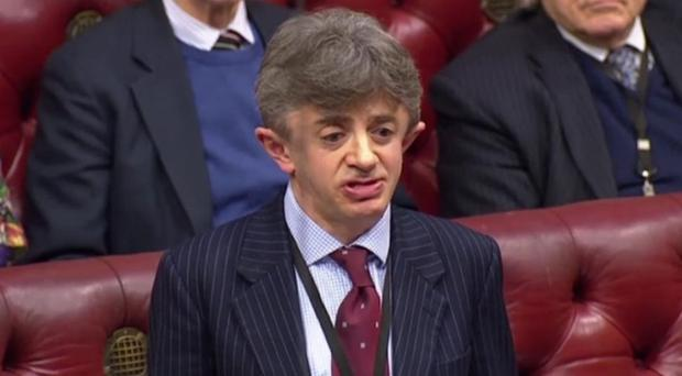 Lord Shinkwin fears for the future of babies born with disabilities
