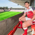 Raring to go: Marcell Coetzee is set for an Ulster debut after 10 months out