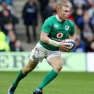 Blow: Keith Earls admits defeat was tough to take