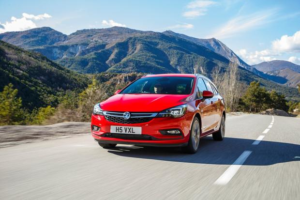 Vauxhall Astra: Its a good looker both inside and out