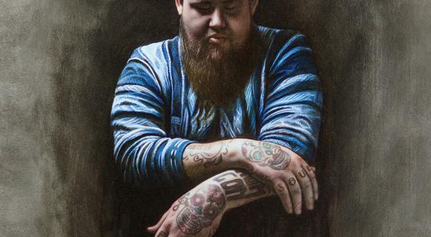 Human touch: Rag'n'Bone Man releases his debut album today