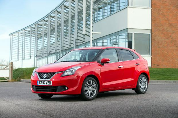 Suzuki Baleno compares well with rivals