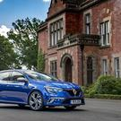 The new Renault Megane brims with sophisticated safety features