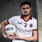 Fiercely competitive: Slaughtneil ace Chrissy McKaigue is driven to succeed but he believes the powers that be mustn't shy away from the game's culture and heritage
