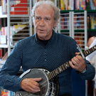 Music man: Finbar Furey on the banjo