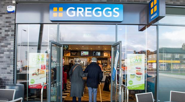 Greggs is set to take on a unit at Wallace Buildings at Bow Street in Lisburn